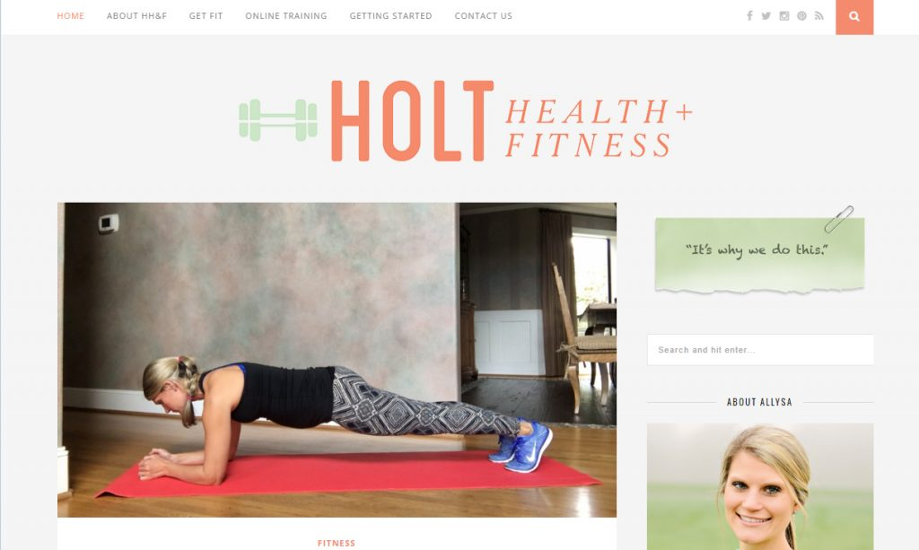 Holt Health and Fitness