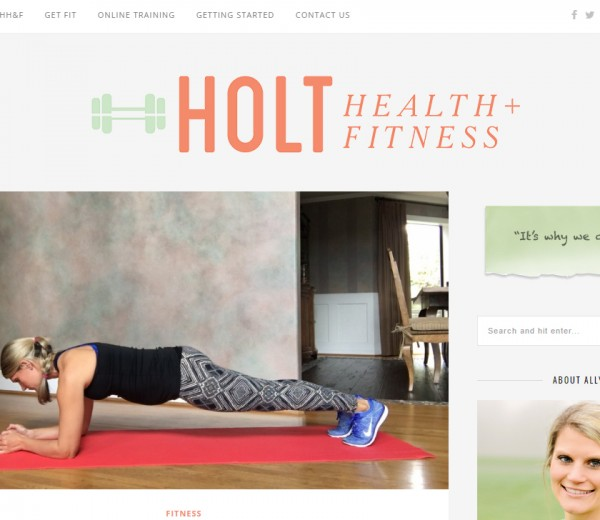 Holt Health & Fitness