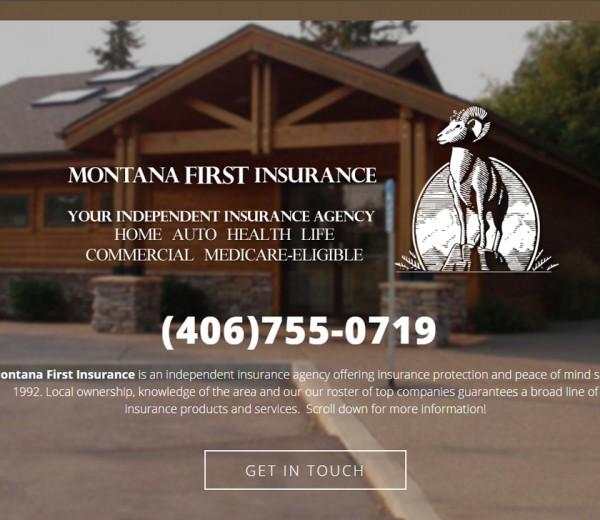 Montana First Insurance