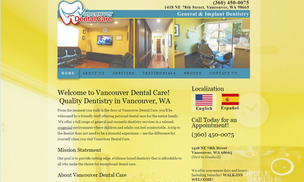 Vancouver Dental Care